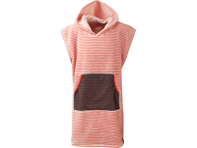 DIDRIKSONS Pier Poncho Kinderen, rood